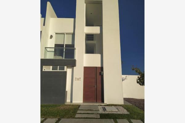 Foto de casa en venta en circuito universidades 0, zakia, el marqués, querétaro, 9915379 No. 01