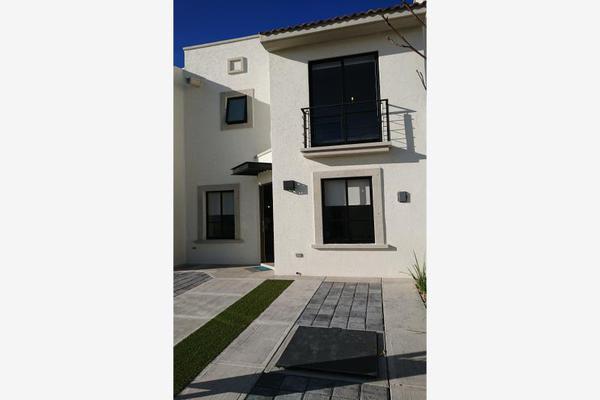 Foto de casa en venta en circuito universidades 120, zakia, el marqués, querétaro, 8641202 No. 01