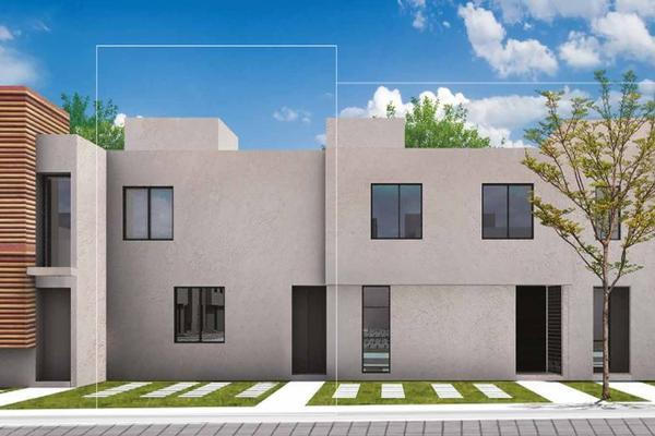 Foto de casa en venta en circuito universidades 123, zakia, el marqués, querétaro, 10094637 No. 01