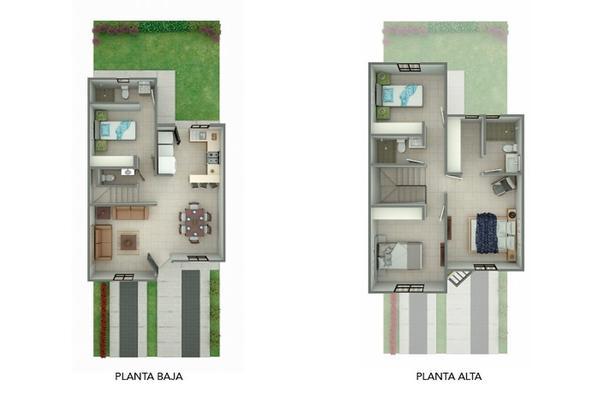 Foto de casa en venta en circuito universidades , zakia, el marqués, querétaro, 14037199 No. 08