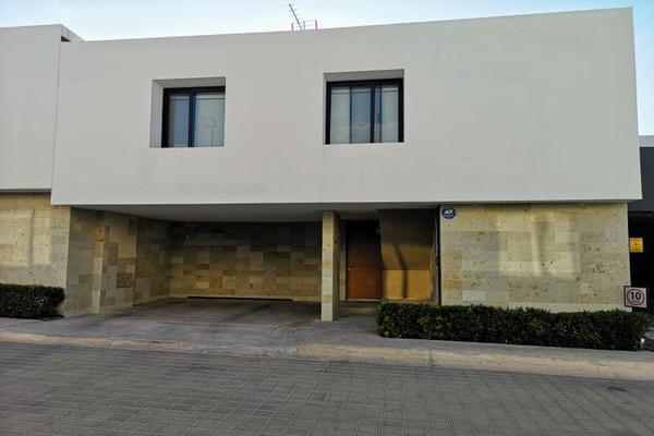 Foto de casa en renta en circuito valle de la luna 1, desarrollo habitacional zibata, el marqués, querétaro, 0 No. 01