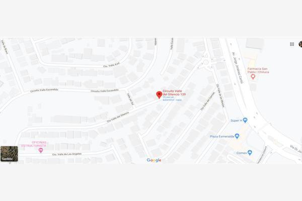Foto de casa en venta en circuito valle del silencio 139, lomas de valle escondido, atizapán de zaragoza, méxico, 15243200 No. 04
