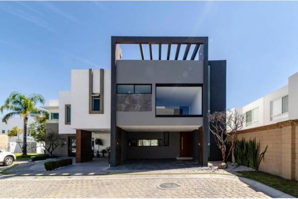Foto de casa en venta en circuito velicata 3, lomas de angelópolis ii, san andrés cholula, puebla, 13372315 No. 01