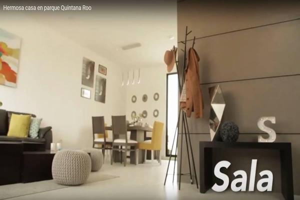 Foto de casa en venta en circuito xochicalco , lomas de angelópolis ii, san andrés cholula, puebla, 7302719 No. 02