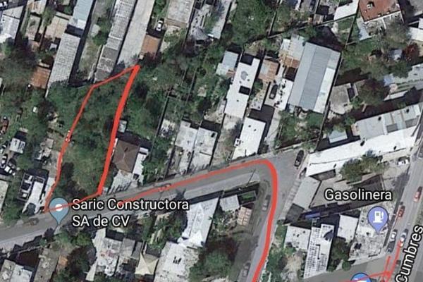 Foto de terreno habitacional en venta en circunvalación nueve , cumbres, reynosa, tamaulipas, 5402594 No. 02