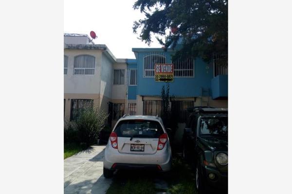 Foto de casa en venta en ciruelos 8, rinconada san felipe i, coacalco de berriozábal, méxico, 12274814 No. 01