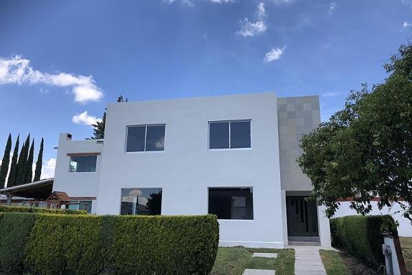 Foto de casa en venta en cisnes , club de golf tequisquiapan, tequisquiapan, querétaro, 5670036 No. 01