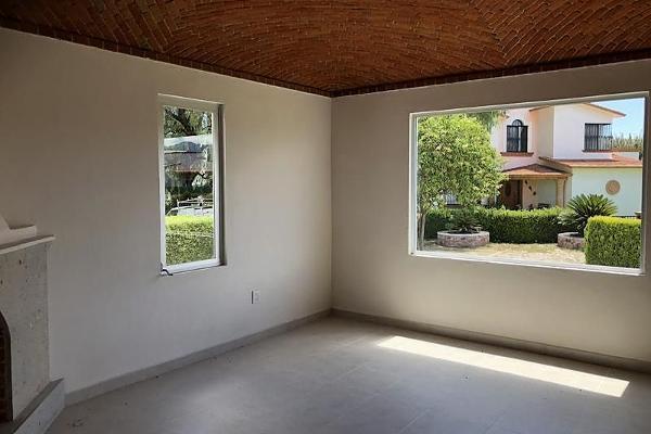 Foto de casa en venta en cisnes , club de golf tequisquiapan, tequisquiapan, querétaro, 5670036 No. 03