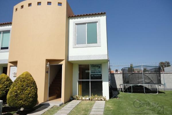 Casa En Bosques De La Hacienda 1a Secc En Renta Id 749943
