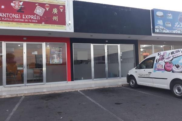 Foto de local en renta en  , ciudad caucel, mérida, yucatán, 14027374 No. 06