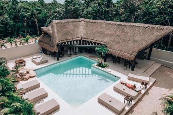 Foto de edificio en venta en  , ciudad chemuyil, tulum, quintana roo, 14033019 No. 02