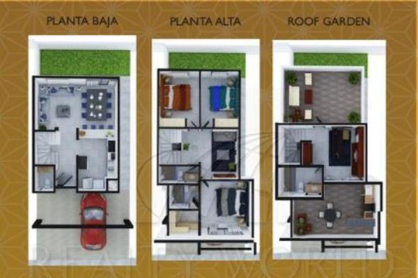 Foto de casa en venta en  , ciudad cumbres, garcía, nuevo león, 7273331 No. 01