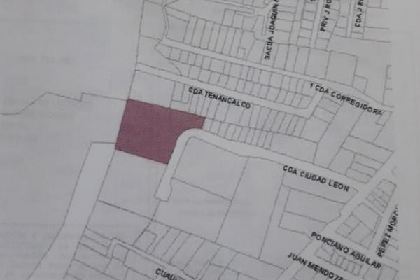 Foto de terreno comercial en venta en ciudad de león , miguel hidalgo 1a sección, tlalpan, df / cdmx, 14032437 No. 01
