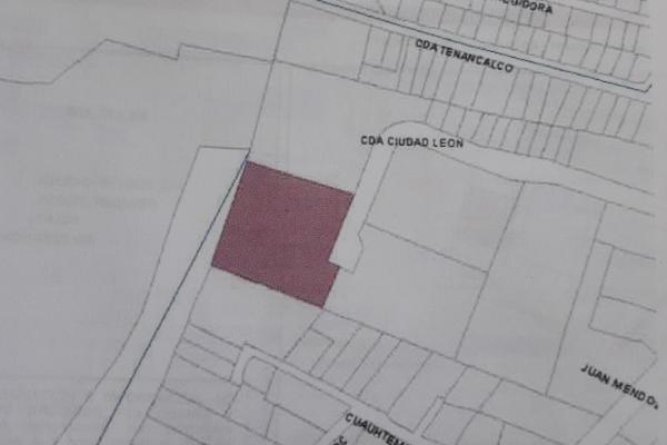 Foto de terreno comercial en venta en ciudad de león , miguel hidalgo 1a sección, tlalpan, df / cdmx, 14032437 No. 02
