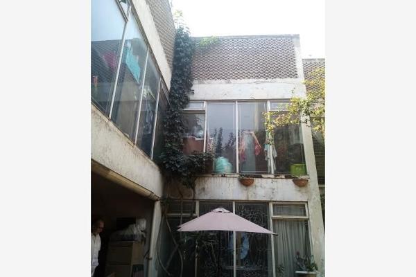 Foto de terreno habitacional en venta en  , ciudad de los deportes, benito juárez, df / cdmx, 14037545 No. 01