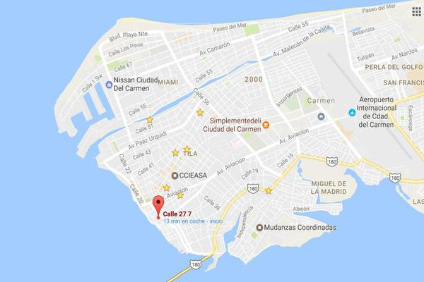 Foto de departamento en renta en  , ciudad del carmen centro, carmen, campeche, 7961282 No. 08