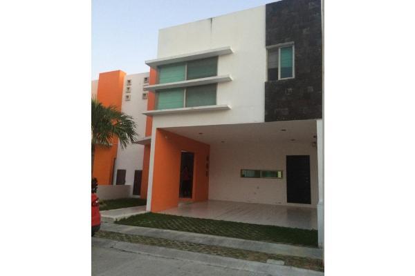 Foto de casa en renta en  , ciudad del carmen (ciudad del carmen), carmen, campeche, 10120703 No. 01