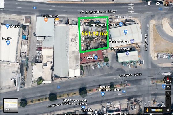 Foto de terreno comercial en renta en  , ciudad guadalupe centro, guadalupe, nuevo león, 5668811 No. 02