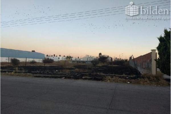 Foto de terreno habitacional en venta en  , ciudad industrial, durango, durango, 5781982 No. 01