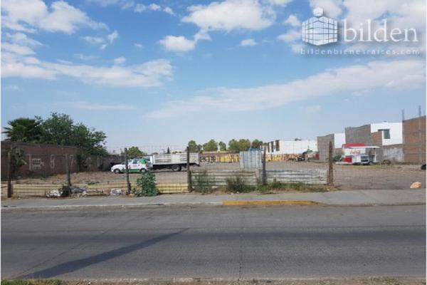 Foto de terreno habitacional en venta en  , ciudad industrial, durango, durango, 6137583 No. 01