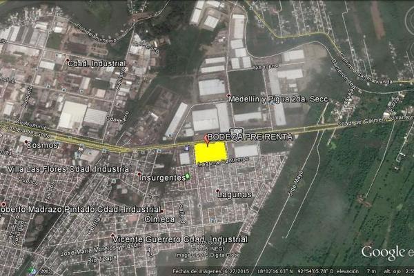 Foto de nave industrial en renta en ciudad industrial , lagartera, centro, tabasco, 5339266 No. 02