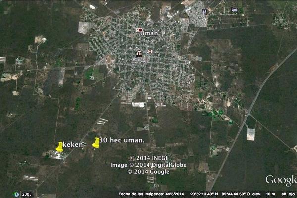 Foto de terreno habitacional en venta en  , ciudad industrial, umán, yucatán, 3100703 No. 02