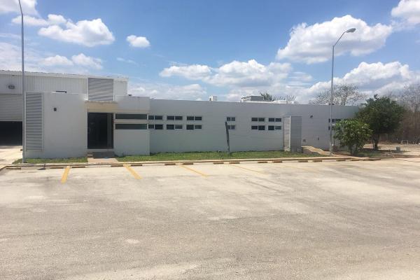 Foto de nave industrial en venta en  , ciudad industrial, umán, yucatán, 5414743 No. 01