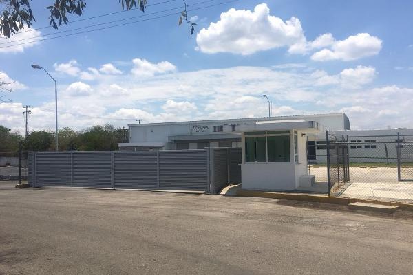 Foto de nave industrial en venta en  , ciudad industrial, umán, yucatán, 5414743 No. 02
