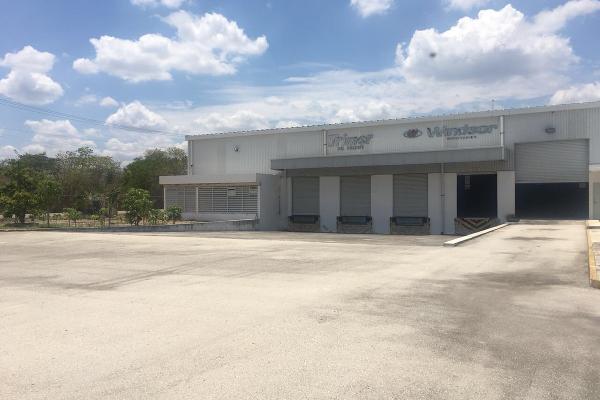 Foto de nave industrial en venta en  , ciudad industrial, umán, yucatán, 5414743 No. 11
