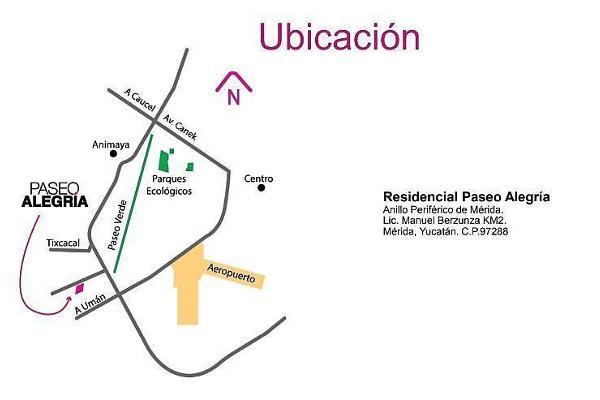 Foto de casa en venta en  , ciudad industrial, umán, yucatán, 5680247 No. 03