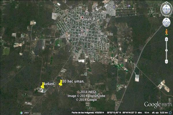Foto de terreno habitacional en venta en  , ciudad industrial, umán, yucatán, 7860825 No. 02