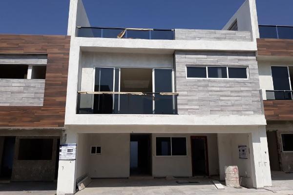Foto de casa en venta en  , ciudad judicial, san andrés cholula, puebla, 4662010 No. 01