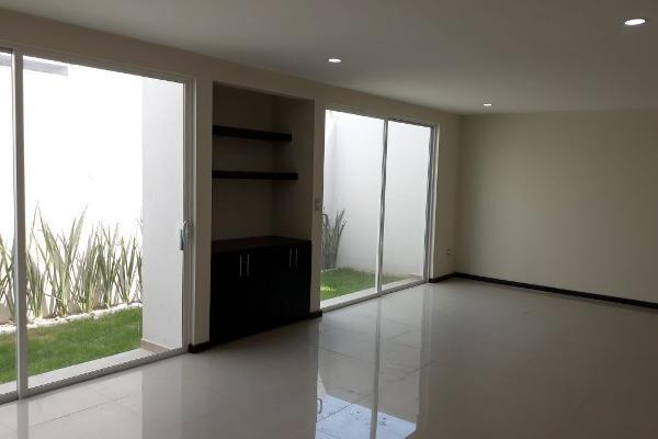 Foto de casa en venta en  , ciudad judicial, san andrés cholula, puebla, 4662010 No. 07