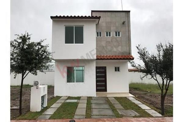 Foto de casa en venta en ciudad maderas abeto , saldarriaga, el marqués, querétaro, 5976974 No. 01