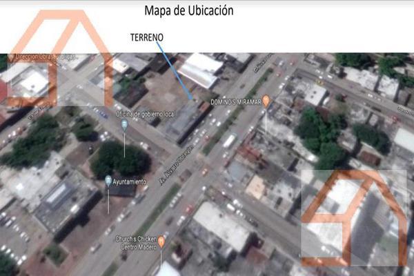 Foto de terreno habitacional en renta en  , ciudad madero centro, ciudad madero, tamaulipas, 7198813 No. 02