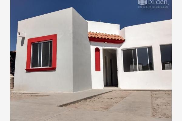 Foto de casa en venta en ciudad san isidro , san isidro, durango, durango, 0 No. 01