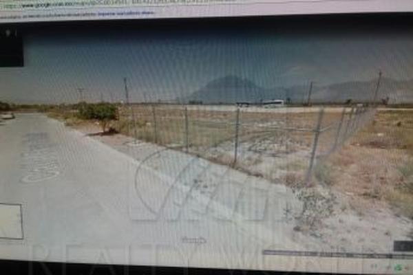 Foto de terreno habitacional en venta en  , ciudad san marcos sector pionero, general escobedo, nuevo león, 5453653 No. 05