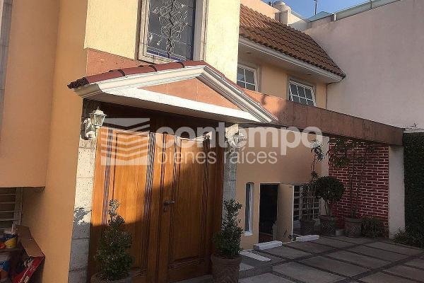 Foto de casa en venta en  , ciudad satélite, naucalpan de juárez, méxico, 14024610 No. 01