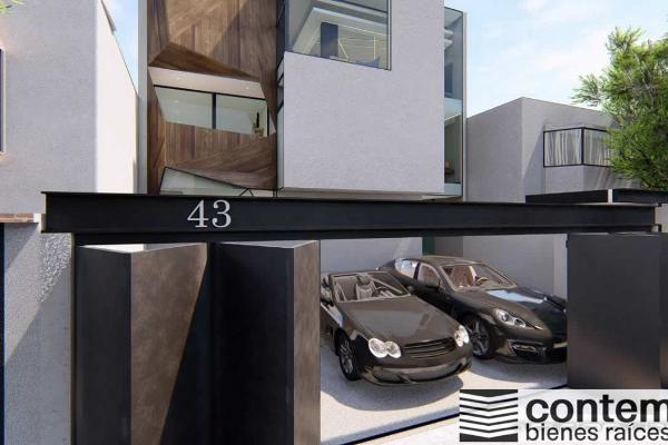 Foto de casa en venta en  , ciudad satélite, naucalpan de juárez, méxico, 14024618 No. 01
