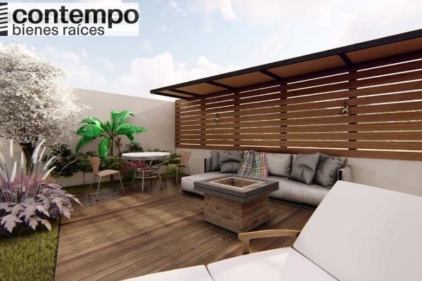 Foto de casa en venta en  , ciudad satélite, naucalpan de juárez, méxico, 14024618 No. 21