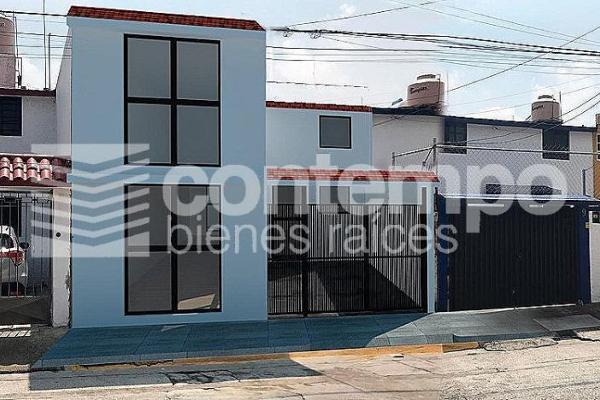 Foto de casa en venta en  , ciudad satélite, naucalpan de juárez, méxico, 14024626 No. 01
