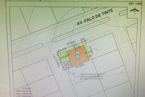 Foto de terreno habitacional en venta en  , ciudad valles, ciudad valles, san luis potosí, 11298852 No. 02
