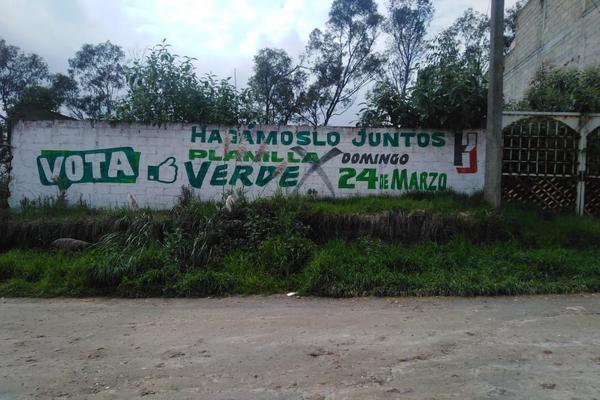 Foto de terreno habitacional en venta en clarines s/n , loma del río, nicolás romero, méxico, 8323853 No. 02