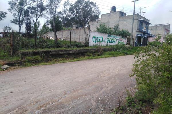 Foto de terreno habitacional en venta en clarines s/n , loma del río, nicolás romero, méxico, 8323853 No. 04