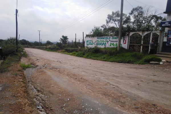 Foto de terreno habitacional en venta en clarines s/n , loma del río, nicolás romero, méxico, 8323853 No. 08