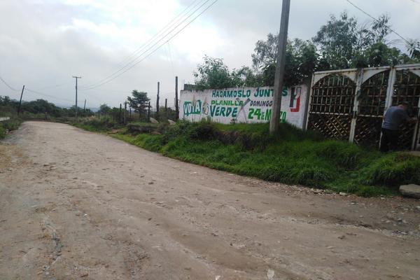 Foto de terreno habitacional en venta en clarines s/n , loma del río, nicolás romero, méxico, 8323853 No. 09