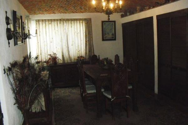 Foto de casa en venta en claustro de san miguel , los cactus, tequisquiapan, querétaro, 5450093 No. 03