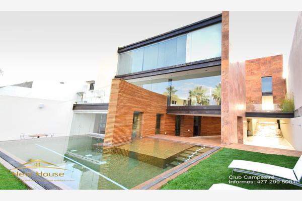 Foto de casa en venta en . ., club campestre, león, guanajuato, 12537456 No. 01