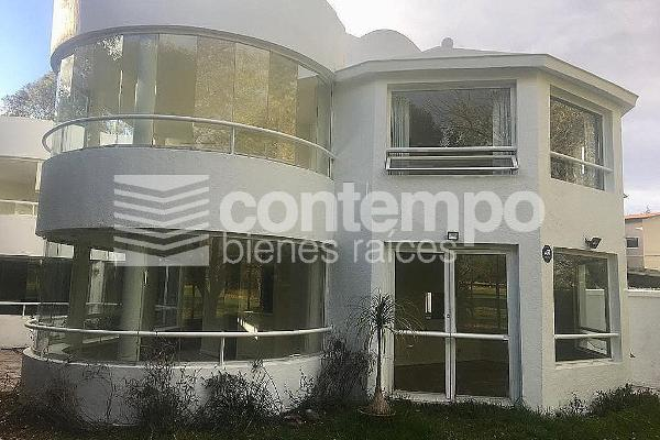 Foto de casa en renta en  , club de golf chiluca, atizapán de zaragoza, méxico, 14024791 No. 01