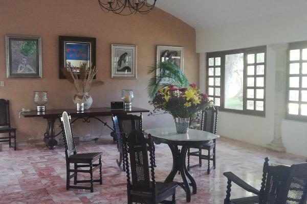 Foto de casa en venta en  , club de golf la ceiba, mérida, yucatán, 14038533 No. 02